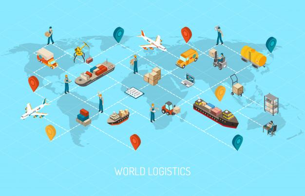 Công ty logistics tại TPHCM