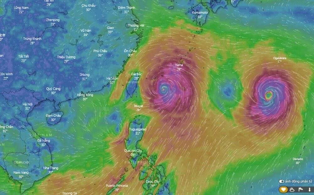 bão lekima