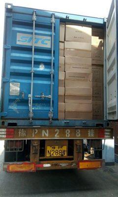 Dịch vụ vận chuyển hàng trung quốc door to door