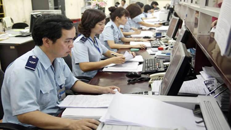 Dịch vụ khai báo hải quan tphcm